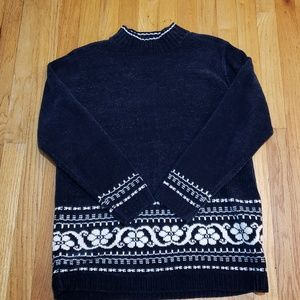 White stag sweater NWOT size medium